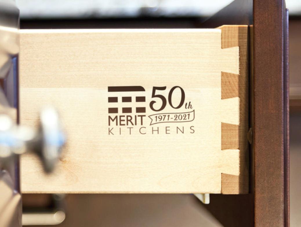 Merit Kitchens 50th Anniversary