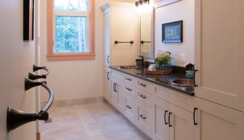 White Bathroom Vanities New