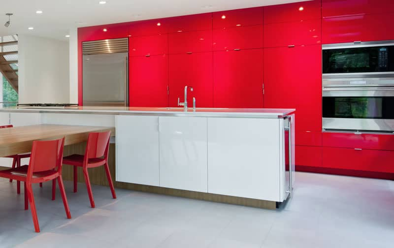 What Do Modern Kitchen Cabinets Look Like Cabinet Faqs Merit Kitchens Ltd