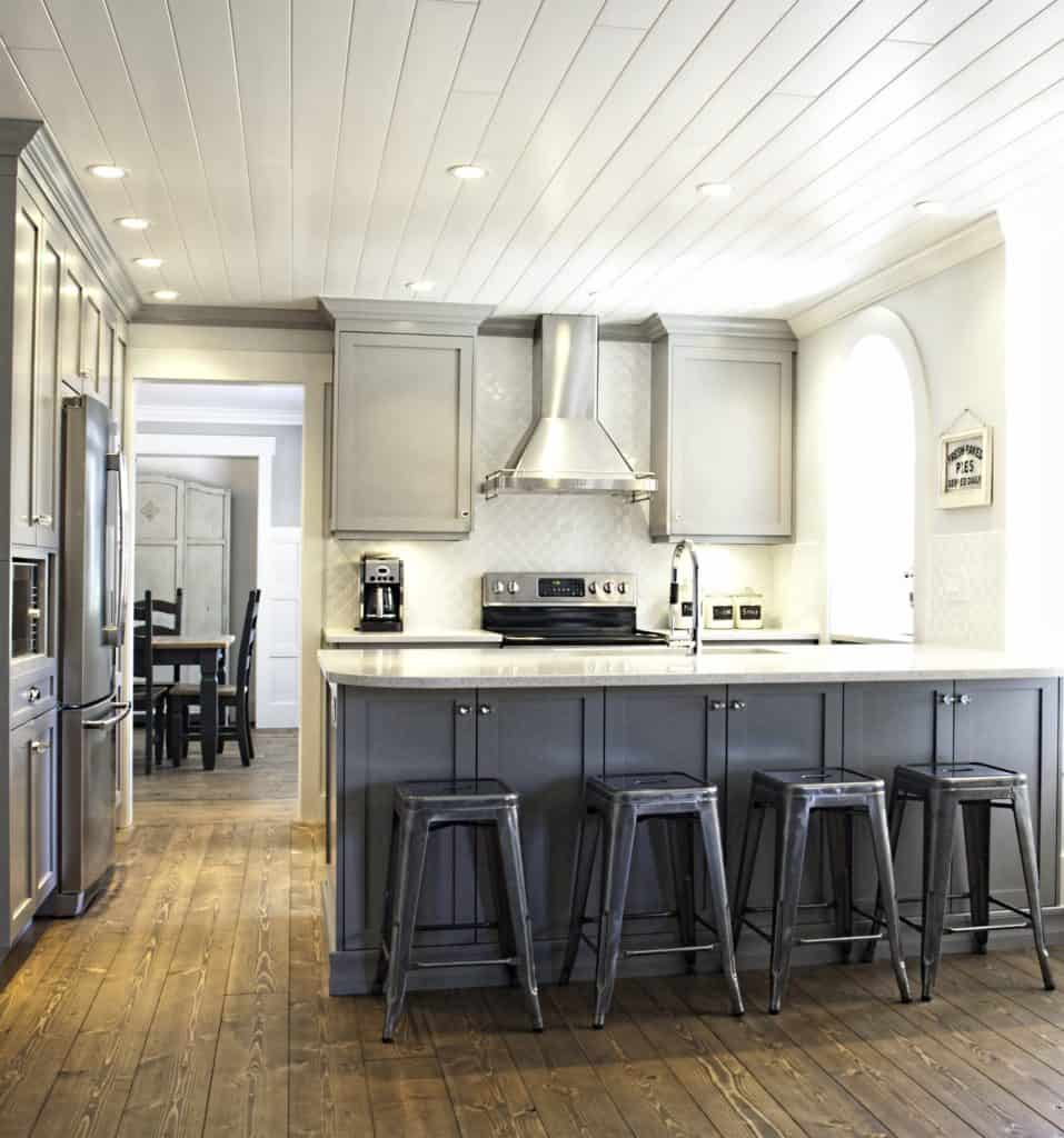 Merit Kitchen Cabinets: How To Freshen Up A Traditional Kitchen Design In Your