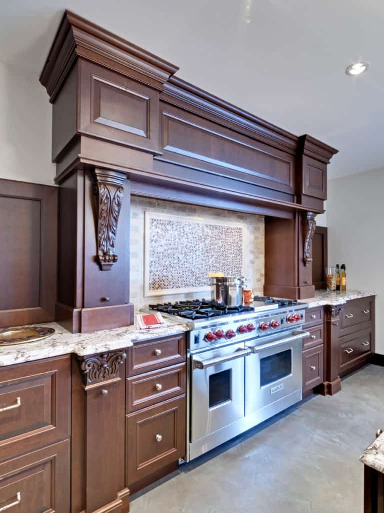 How Can I Bring My Kitchen Design Ideas to Life? | Cabinet ... on Traditional Kitchen Decor  id=23854