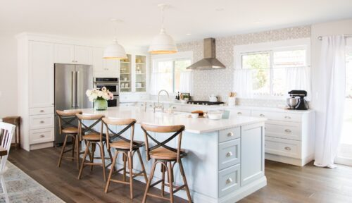 Merit Kitchens Custom Cabinets on Love it or List it Vancouver